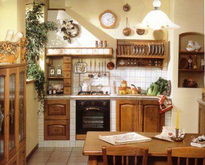 Antica farmacia erboristeria s anna - Piccole cucine in muratura ...
