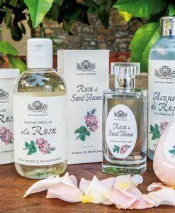 Cosmetici alla Rosa